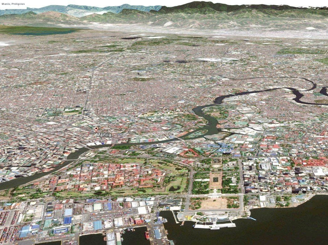 Senix sensors monitor Philippine flooding