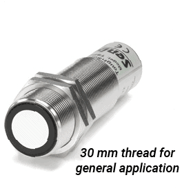 ToughSonic 14 with 30 mm thread for general application